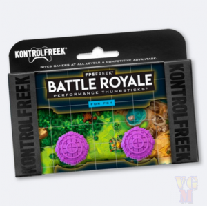 Накладки на стики Kontrolfreek  FPS Freek Battle Royale для Dualshock 4 PS4