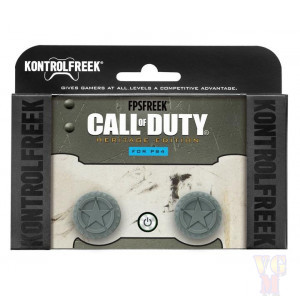 Накладки на стики KontrolFreek FPS Freek Call of Duty Heritage Edition для Dualshock 4 PS4