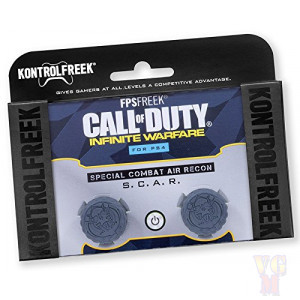 Накладки на стики KontrolFreek FPS Freek Call of Duty SCAR для Dualshock 4 PS4