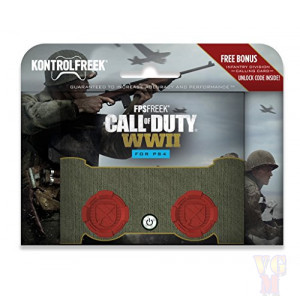 Накладки на стики KontrolFreek FPS Freek Call of Duty: WWII для Dualshock 4 PS4